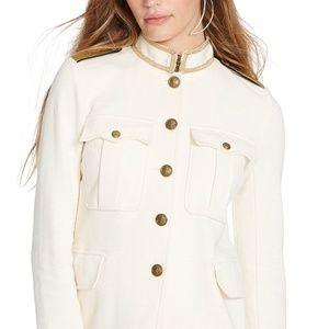 Ralph Lauren Denim and Supply military band jacket